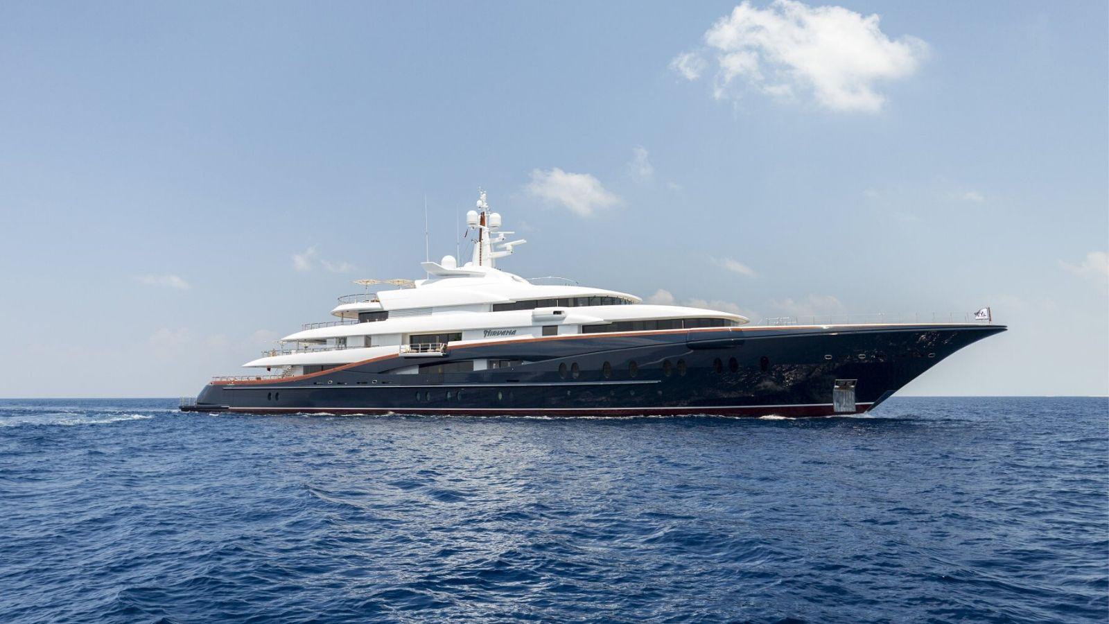 88.5m Superyacht Nirvana