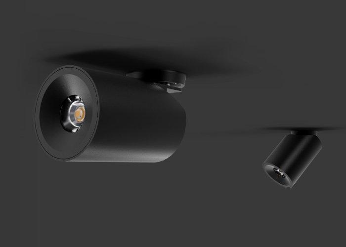 D550 SHX Black Product Shot
